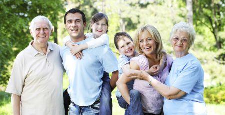 Burlington Chiro - Happy Healthy Family